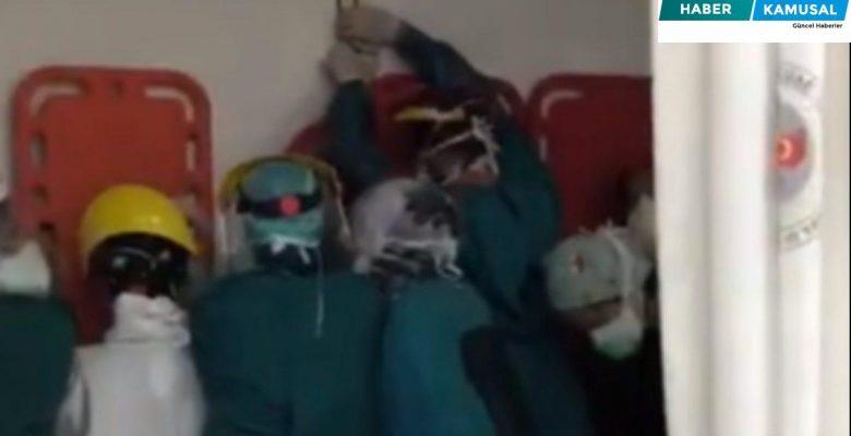 Ankara'daki sağlıkçılara saldırı girişimine soruşturma