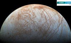 Jüpiter'in uydusu Europa'da ahtapot benzeri uzaylılar olabilir