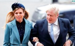 İngiltere'de first lady Carrie Symonds krizi