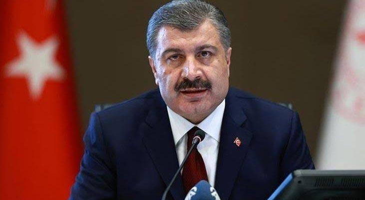 Sağlık Bakanı Fahrettin Koca açıkladı! Koronavirüste Son Durum: