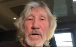 Roger Waters'tan, İsrail ve Biden'a reaksiyon